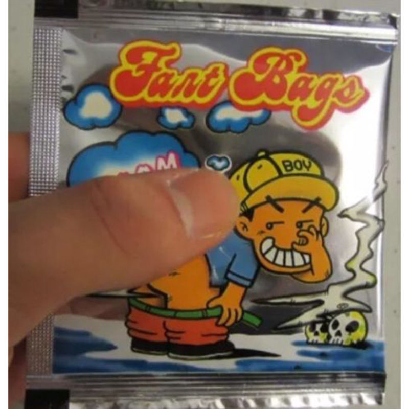 1/2/3/5/10Pcs/lot Stink Bomb Prank Toys Squeeze Smelly Fragrant Bag Gags Practical Jokes Fun Toys For Adults For Children