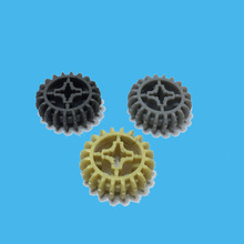 20Pcs/Lot TECHNIC Parts Gears Compatible with 32269 Technic Gear 20 Tooth Double Bevel Axle Hole Bricks Blocks Toys