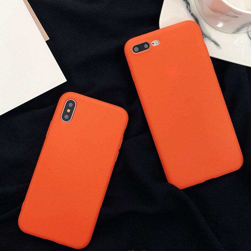 iphone 7 plus orange case