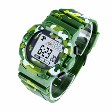 Sports Children's Watch Military Camouflage Student