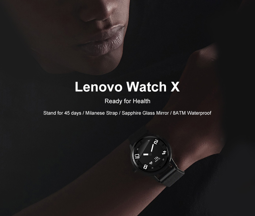 7bd687a99 Lenovo Watch X Plus Smart Watch - Buy Watches Online