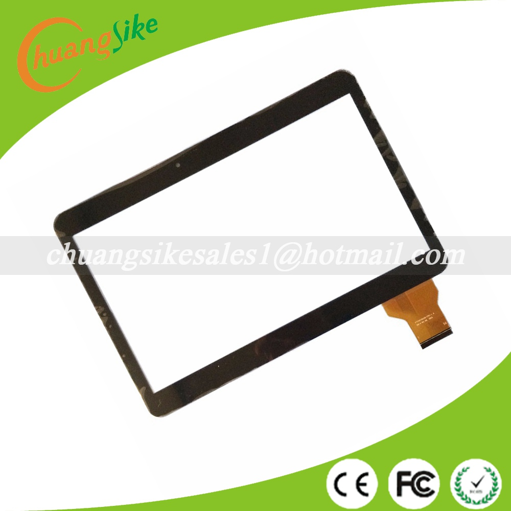 A+ 10.1inch touch screen for Tablet DEXP Ursus TS110 3G Touch screen digitizer panel replacement glass Sensor Random code new touch screen for 7 inch dexp ursus 7e tablet touch panel digitizer sensor replacement free shipping