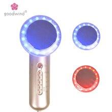 La goodwind CM-8 Electric Body Facial Massage Beauty Health Skin Care Device Ultrasonic Anti Cellulite Fat Burn Slim Ten EMS SPA