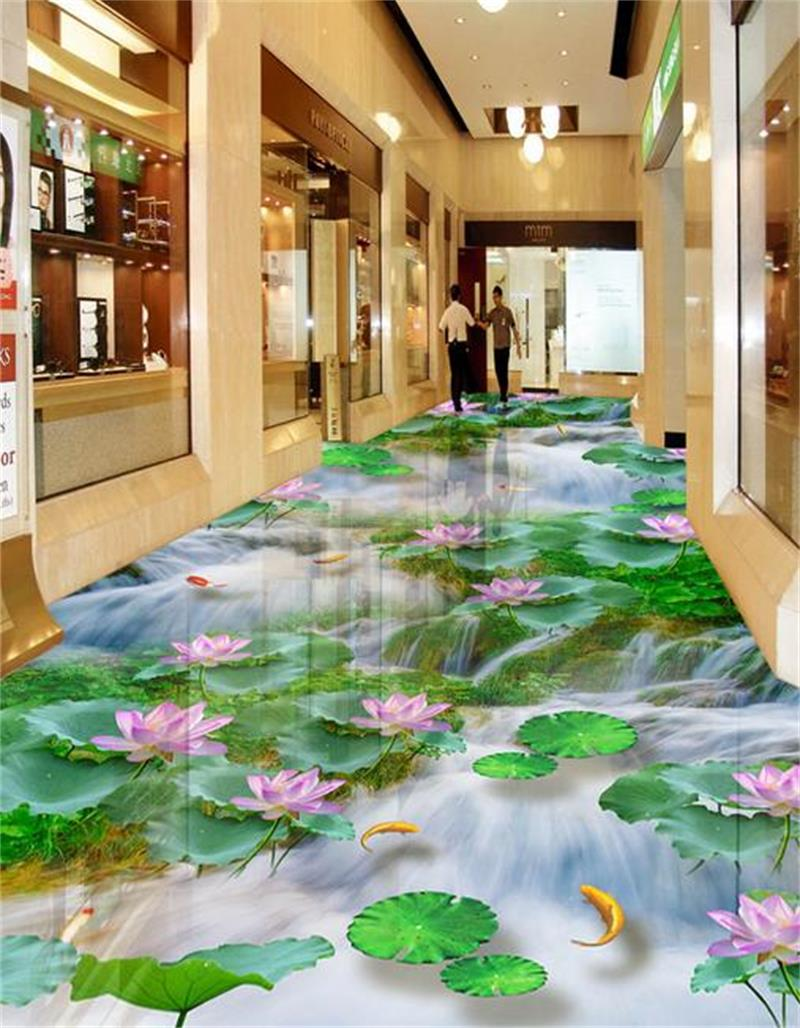 Compare Prices On Wallpaper Sticker Waterfall Online Shopping Buy