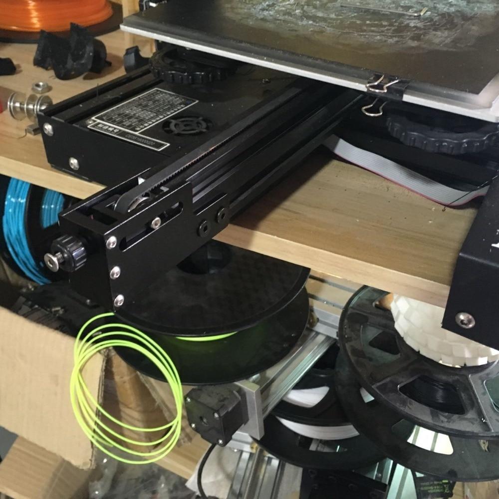 1pcs Creality ENDER 3 Pro upgrade metal black color Y axis