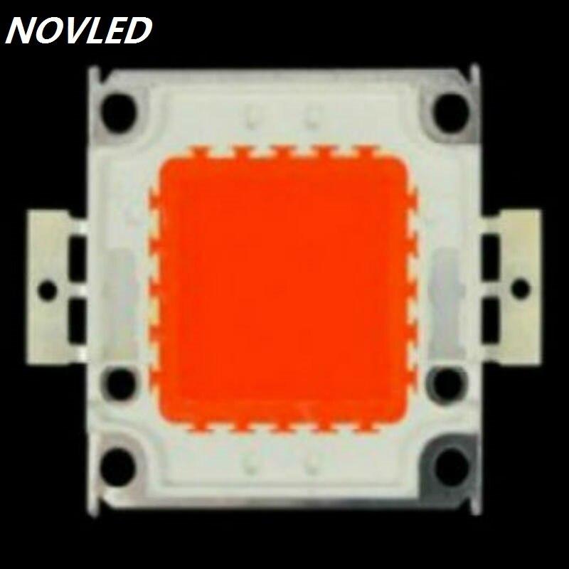 1 Шт. 1 Вт 3 Вт СВЕТОДИОДНЫЙ Прожектор Лампы 10 Вт 20 Вт 30 Вт 50 Вт 100 Вт высокая Мощность интегрированных Светодиоды лампы Чип COB SMD Диоды Для Потока свет