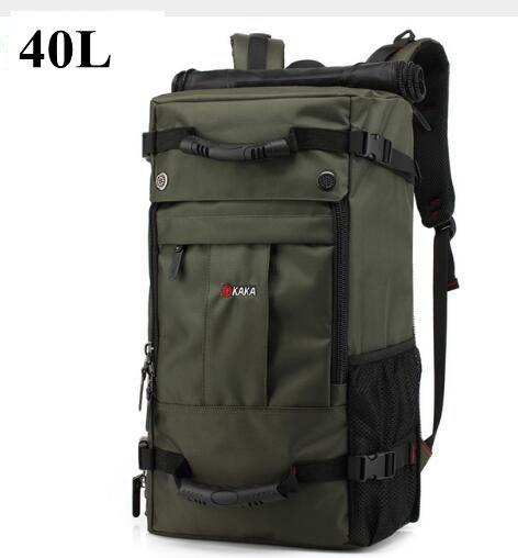 40L 50L Travel Backpack Men military Oxford Travel Backpack Multi Function 17 inch Laptop Camouflage Travel Bag Backpack For Men 6