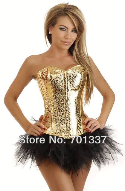 bustier or