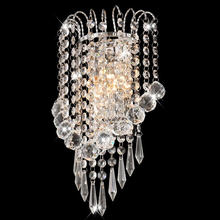 Modern Crystal Wall Light Decorative Wall Lamp Sconce Shade Fixture Mounted Lights for Bedroom Corridor Restaurant(China)