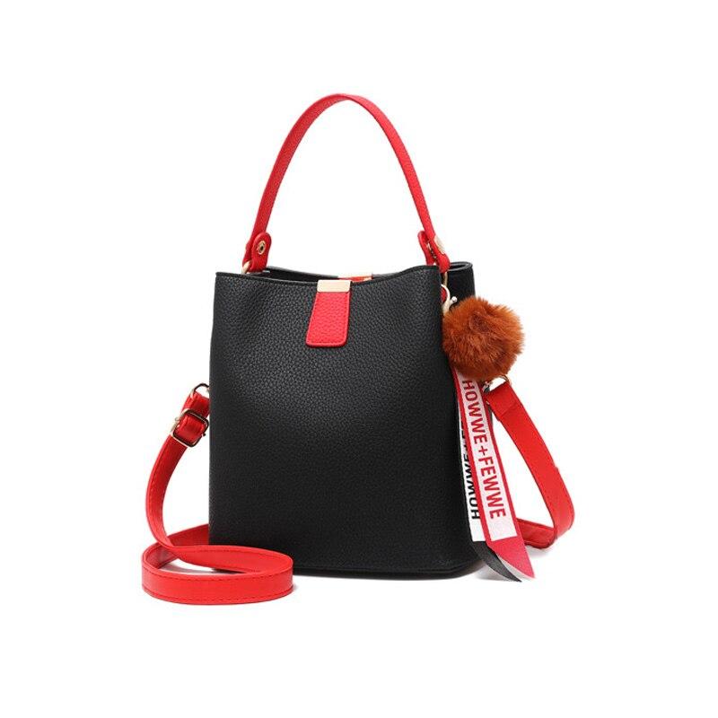 New Bucket Bags Women Fashion Crossbaby Bags Female Handbags One Shoulder BagNew Bucket Bags Women Fashion Crossbaby Bags Female Handbags One Shoulder Bag