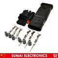 AMP/TE Мужской Женский 3-контактный Реверсивный радиолокационный датчик/электрический разъем для Ford  Land Rover  VW  Audi  et3.3pin