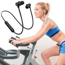 300 шт беспроводные наушники Bluetooth наушники для телефона шейные спортивные наушники Auriculare CSR Bluetooth для всех телефонов