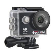 GEEKAM S9 1080P Wifi Sport Camera Ultra HD 4K Action Camera 30M Go Waterproof Pro Video