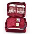 Бесплатная доставка вина красным открытый путешествие аптечка первой помощи сумка дома небольшой медицинский коробка комплект аварийного лечение открытый отдых