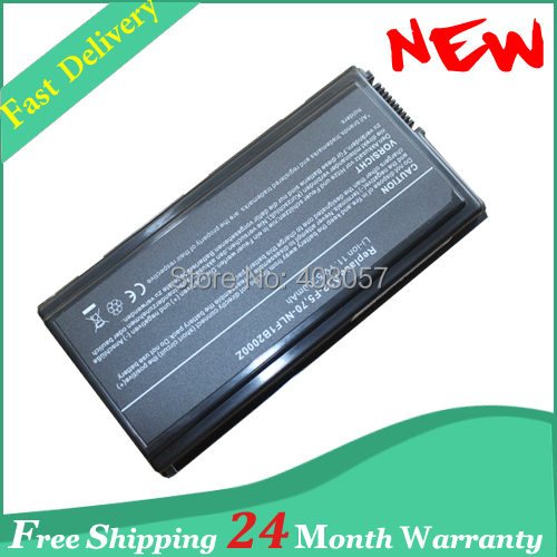 5200mAh Laptop Battery For Asus X50C,X50M,X50N,X50SL,X50V,X50VL A32-F5,90 NLF1B2000Y,A32 F5,70-NLF1B2000Z 6Cells,Free shipping