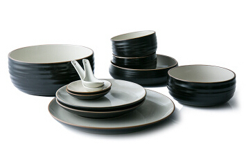 12pcs/set Ceramic Tableware