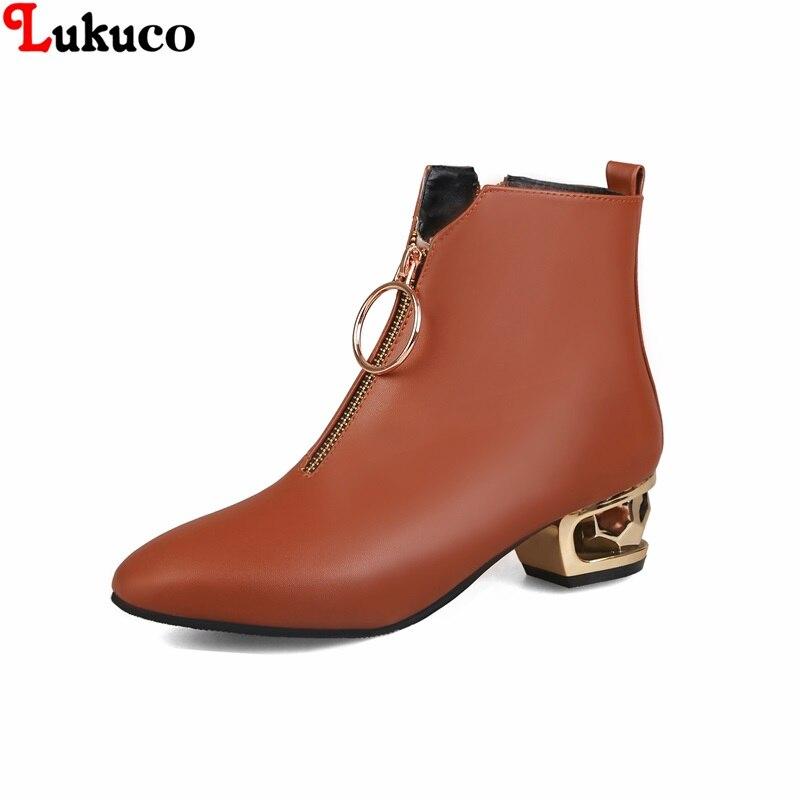 Taille Grande Lukuco 43 2018 Femmes Pu 46 45 Chaussures Bottes 47 Haute  Femme En Noir De Qualité blanc 44 ... 827b80707174
