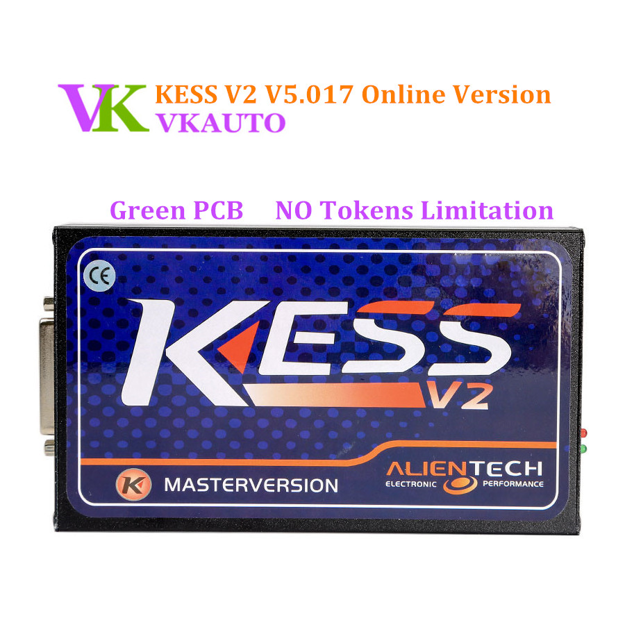 Best KESS V2 V5 017 Master V2 23 Online Version ECU Programmer No Tokens Limited Free