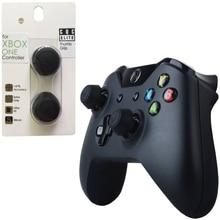 Dla Xbox One silikonowe analogowe Thumb Stick czapki dla kontroler do Xbox One czaszka & Co. CQC Elite osłona na palce dla konsoli Xbox One