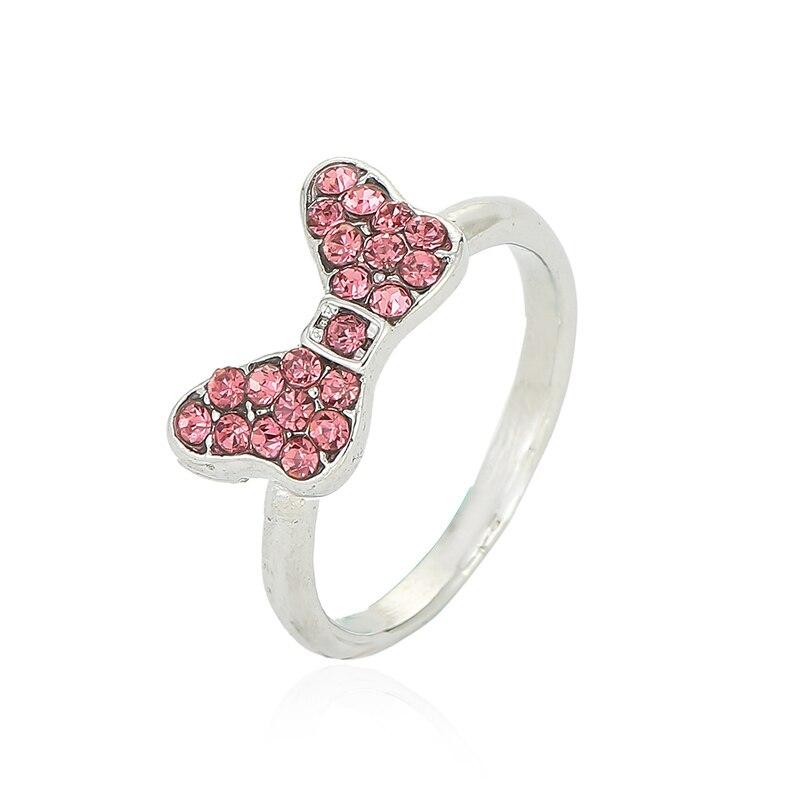 Модные плетеные кольца с кристаллами для женщин, золото/серебро/розовое золото, тонкое женское кольцо, вечерние ювелирные изделия для помолвки - Цвет основного камня: Светло-коричневый