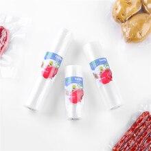 Iwife Food Vacuum Bag Vacum Sealer Bolsa Aspiradora Seladora A Vacuo Sac Sous Vide Sacchi Sottovuoto 3 Rolls Dropshipping
