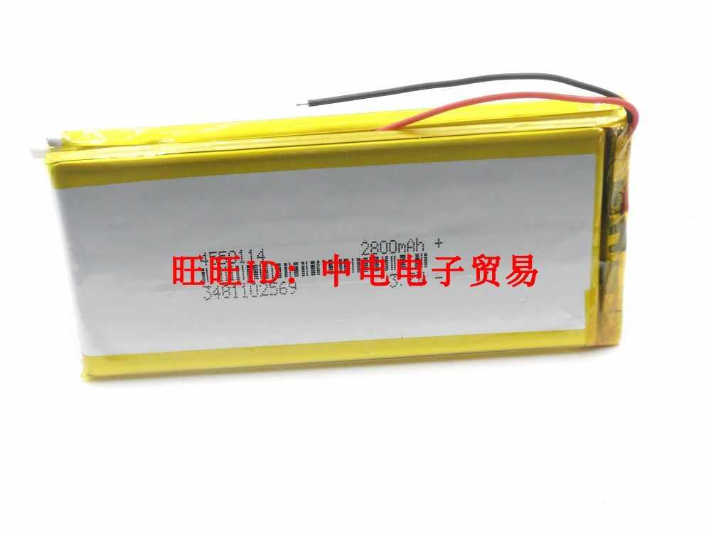 Convient pour lire Lang G5 P26 3.7V2800MA batterie d'origine 45501144050115