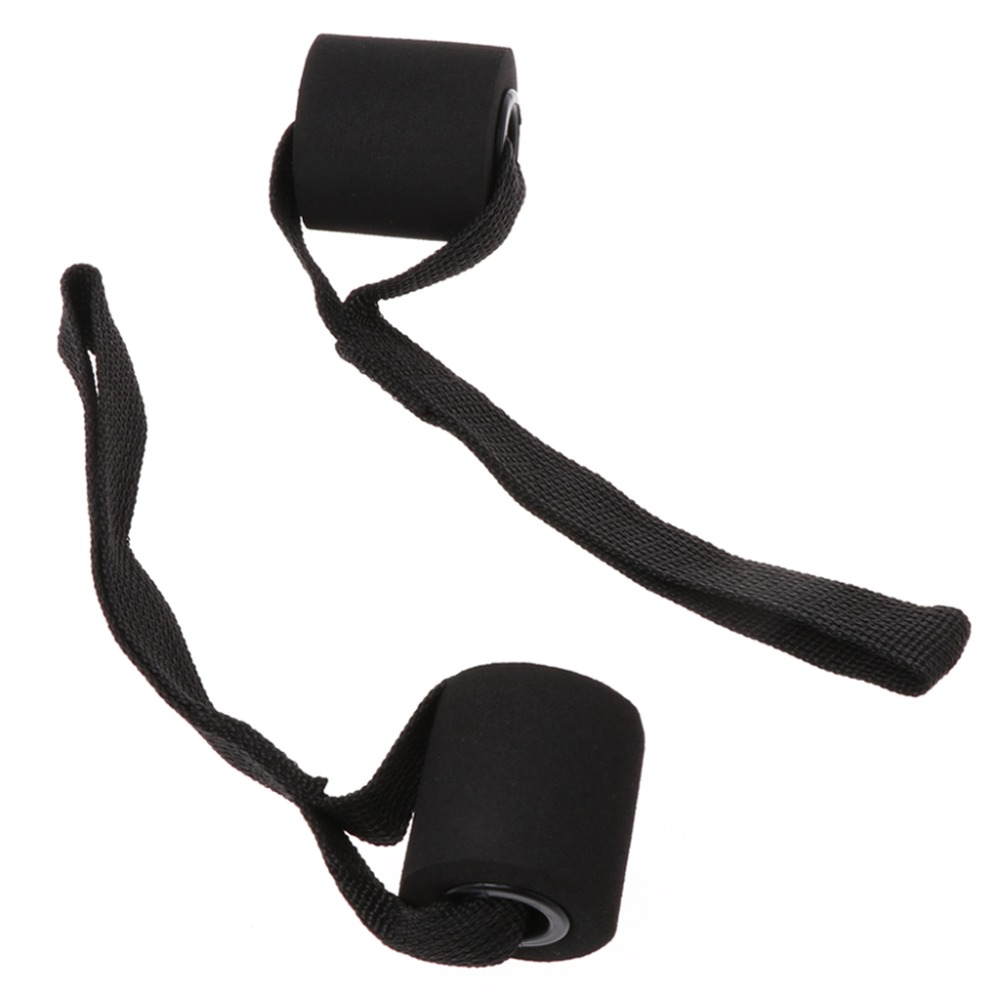 1PC Home Fitness Resistance Bands Over Door Anchor Elastic Bands Accessories