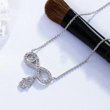 Очаровательное ожерелье аксессуары для женщин короткий дизайн