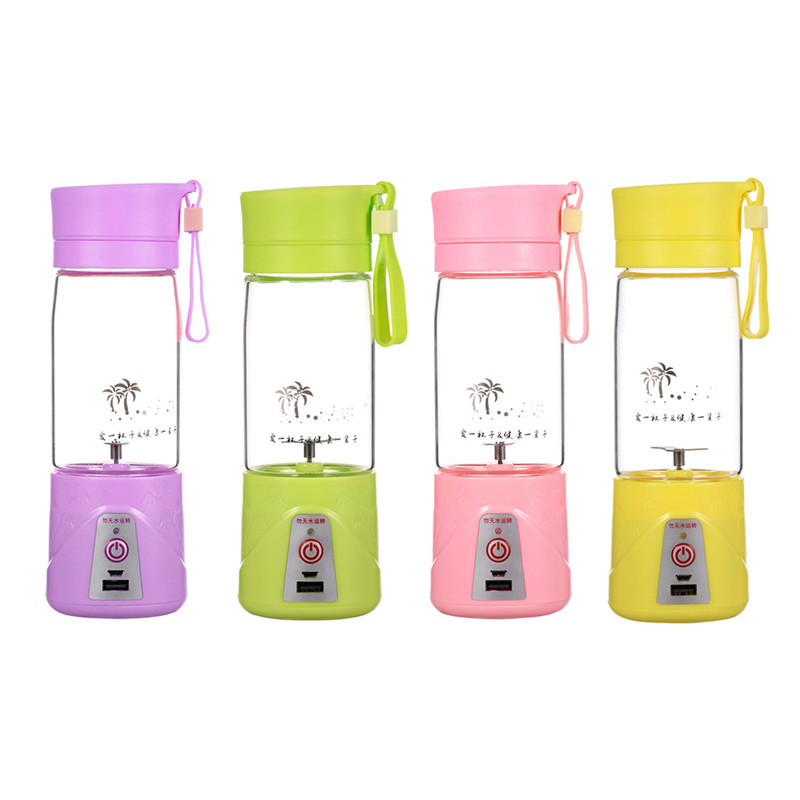 mobile usb charge mini press electric automatic fruit lemon s