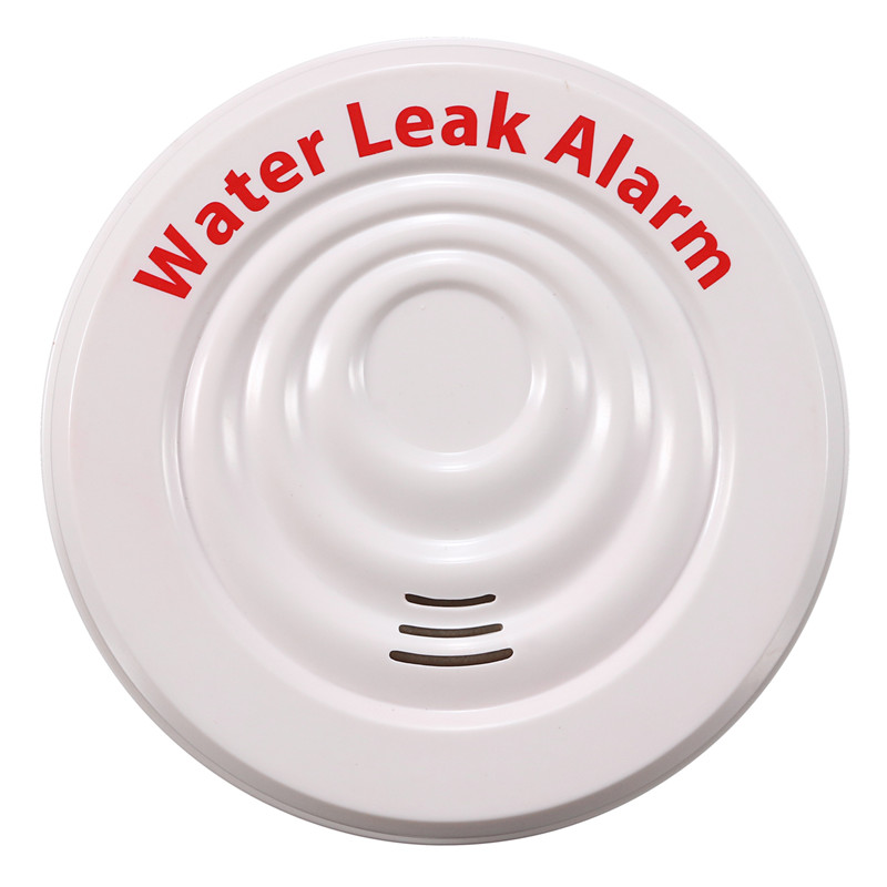NEW Wireless Water Leak Alarm Flood Level Overflow Detector Sensor Fish Tank Kitchen Home Security Safety 1 2 built side inlet floating ball valve automatic water level control valve for water tank f water tank water tower