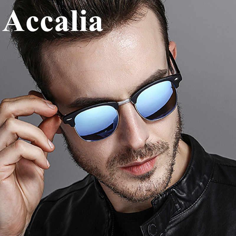 ecc1f17cf3f69 2019 Polarized Sunglasses Men Fashion Night Vision Driving Sunglass Classic  Retro Round Shades Sun Glasses Male