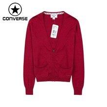 Original   Converse Women's Knitted Jacket Sportswear
