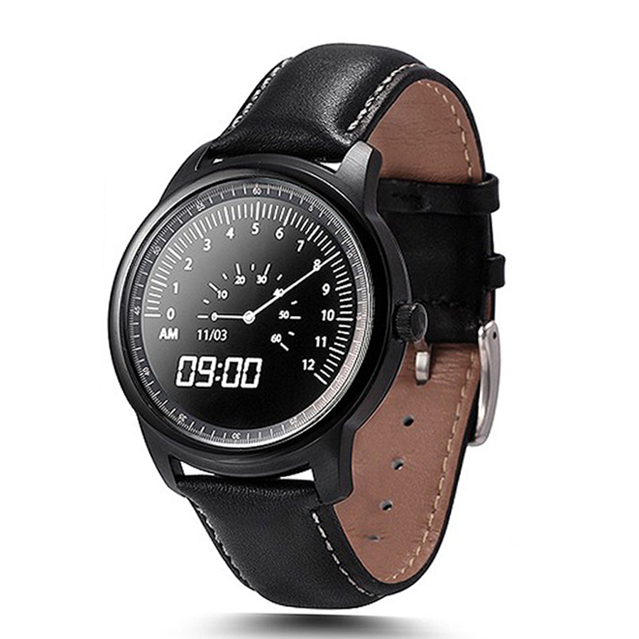 DM365 Smart Watch Full HD IPS Screen Bluetooth SmartWatch MTK2502A-ARM7 Fitness Tracker App For iphone IOS Android Phone