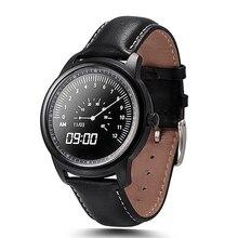Dm365 smart watch full hdจอipsบลูทูธs mart w atch mtk2502a-arm7ฟิตเนสติดตามappสำหรับiphone ios a ndroid p hone