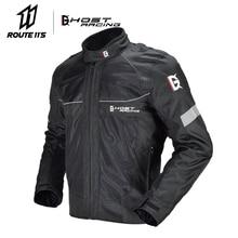 цена Motorcycle Jacket Motorbike Riding Jacket Breathable Jacket For Motorcycle Moto Cross Summer Moto Clothing With Reflective Strip онлайн в 2017 году
