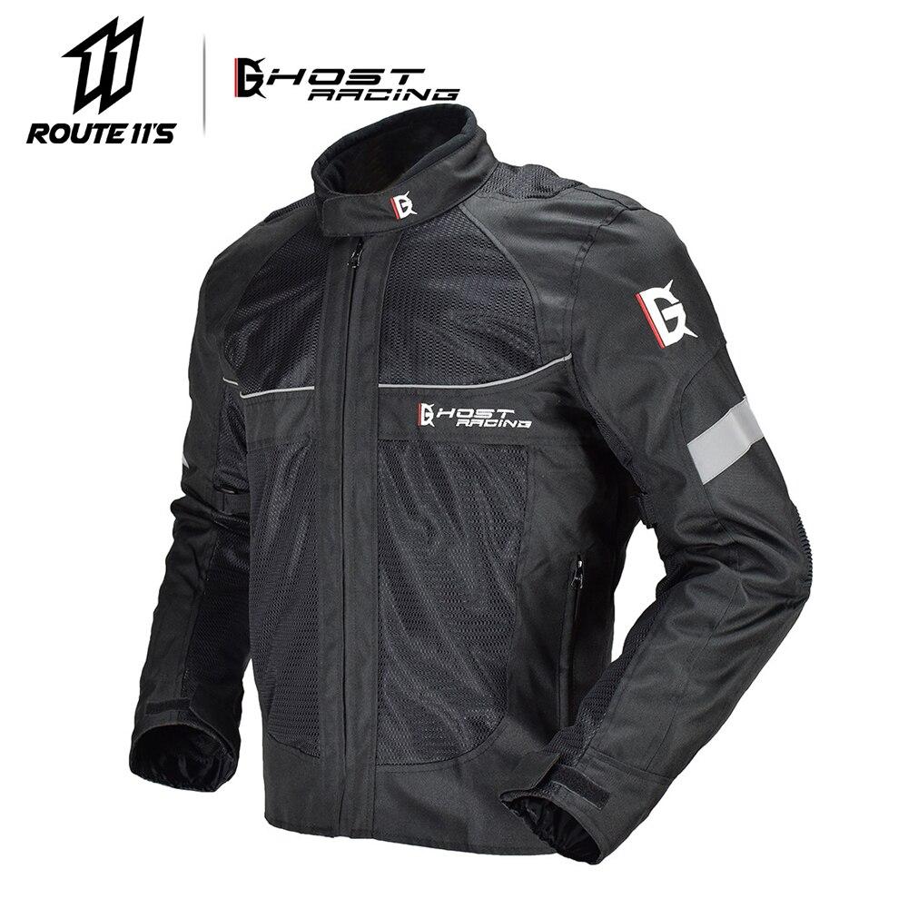 Veste de Moto veste de Moto veste respirante pour Moto Moto Cross été vêtements de Moto avec bande réfléchissante