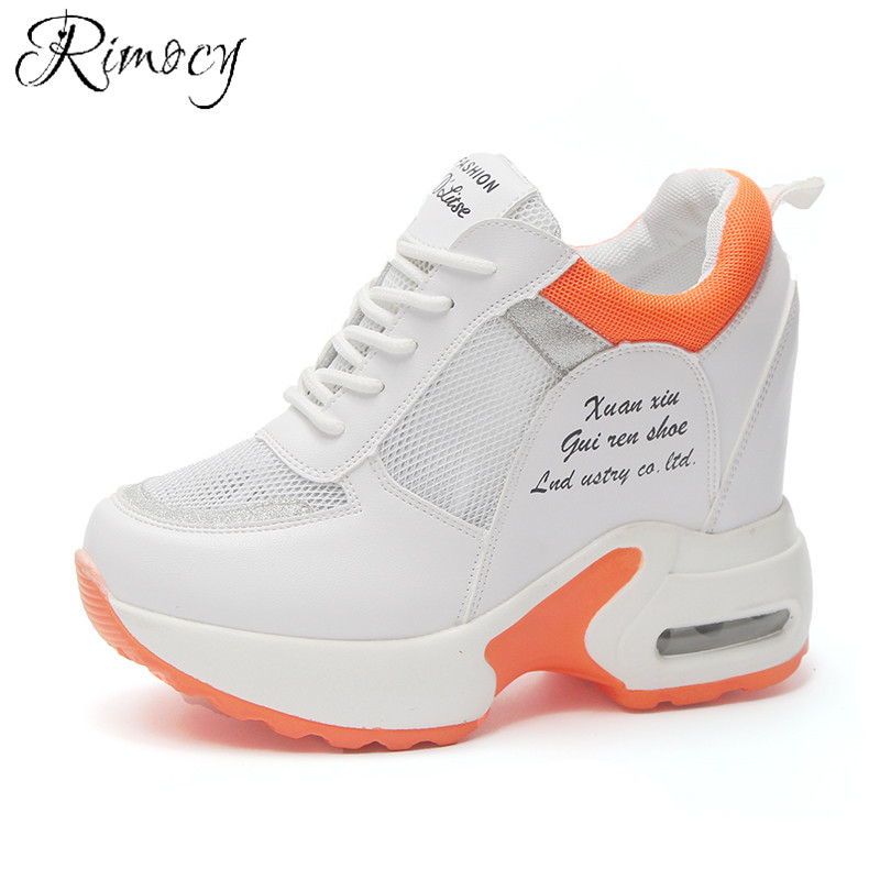 best wholesaler 979cb 4c6f5 Rimocy-women-s-breathable-Athletic-mesh-sneakers-lightweight-high-platform-lace-up-casual- shoes-woman-summer.jpg