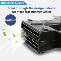 Back Seat Air Condition Outlet Modified Air Condition Outlet Extension Tube Blinds Outlet For Subaru Forester