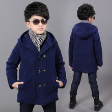 2016 New Products Children Winter Clothing Coat Kid Girls Cotton Double-Breasted Jacket Boys Korean Children Coat