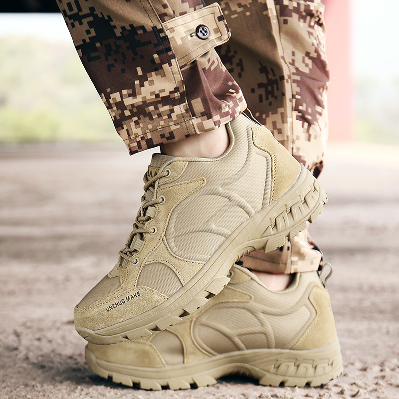Tactical Boots Men Waterproof Breathable Hiking Shoes Mountain Climbing Ankle Men Outdoor Hunting Army Desert Boots Plus SizeTactical Boots Men Waterproof Breathable Hiking Shoes Mountain Climbing Ankle Men Outdoor Hunting Army Desert Boots Plus Size