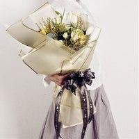 Упаковочная бумага для цветов, Цветочные материалы, материал ручной работы самодельный букет, упаковка для фестиваля, подарочная упаковочн...