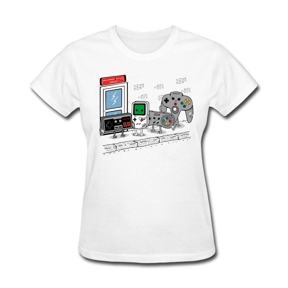 Shirt design generator online - Woman The Lost Generation Designs T Shirt With Employment Office Business T Shirt Making For