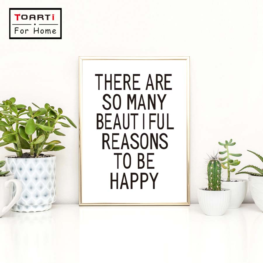 ⃝Ser feliz ser valiente palabras inspiradas lienzo pintura ...