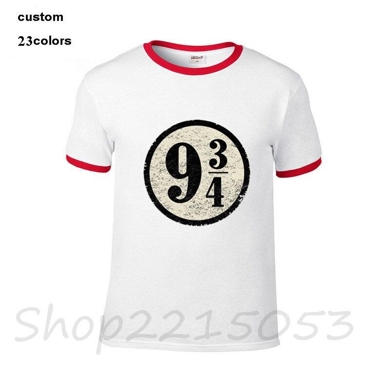 HTB1KZfBaiDxK1RjSsphq6zHrpXa5 - 2019 streetwear Platform nine three quarters Harryy Men funny T-Shirt black whtie clothes Potter male t shirt slipknot tshirt