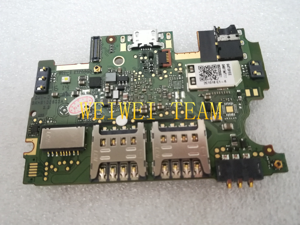 Original Used Motherboard For Lenovo A6000 Mainboard