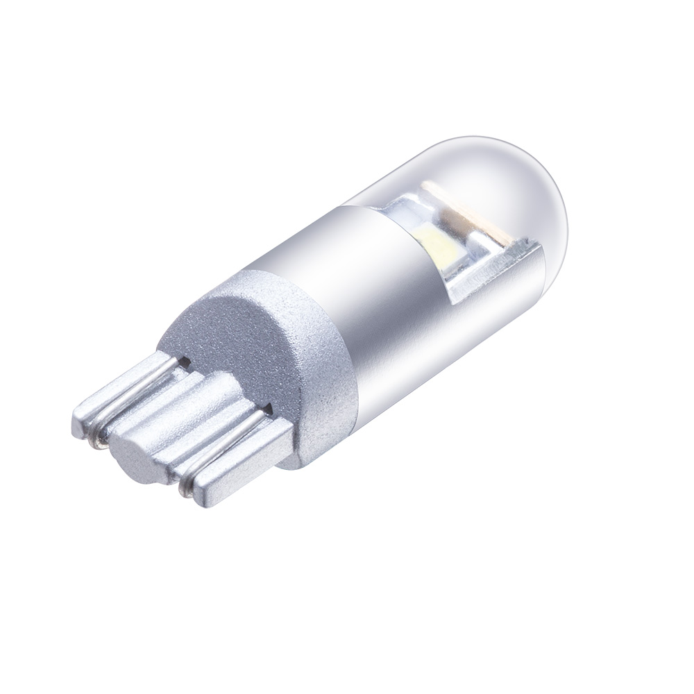 1PCS T10 168 194 W5W Car LED Bulb 12V Interior Ligh License Plate Parking Lights Lamp Automobiles Light Source