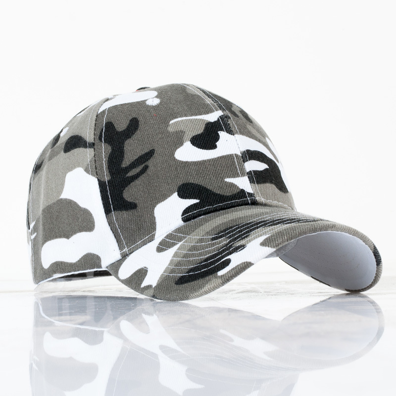 2017 Unisex Army Camo Cap Camouflage Baseball Hats For Men Blank Desert Camo  Snapback Hat Camping 4f781c12826