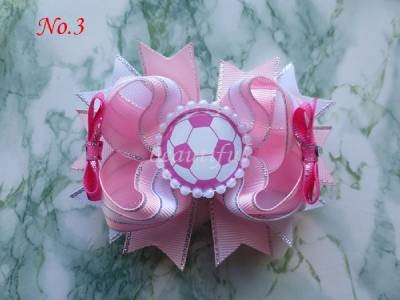 50 BLESSING Good Girl Boutique Modern Style Dance 4.5 Hair Bow Clip 128 No. free shipping and hand customize new style20pcs blessing good girl modern style headband accessories hyacinth garland hair bow