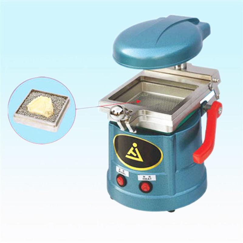 1 Piece Dental Lab Equipment Small Dental Vacuum Former Vacuum Forming and Molding Machine все цены