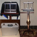 Floating Table with Appearing Bird Cage Table - Deluxe, Mult-Function,Dove Magic Tricks,Illusions,Manipulation Stage,Mentalism